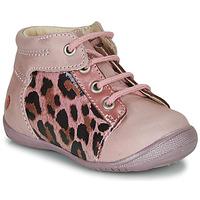 Παπούτσια Κορίτσι Μπότες GBB NELLY Ροζ / Black