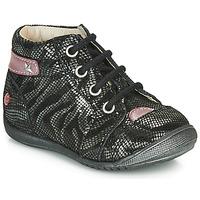 Παπούτσια Κορίτσι Μπότες GBB NICOLE Black / Silver