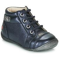 Παπούτσια Κορίτσι Μπότες GBB NICOLE Marine / Silver