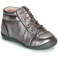 Παπούτσια Κορίτσι Μπότες GBB NICOLE Violet / Ροζ