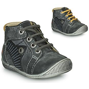 Παπούτσια Αγόρι Μπότες GBB NATALE Grey