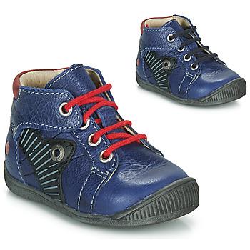 Παπούτσια Αγόρι Μπότες GBB NATALE Μπλέ / Red
