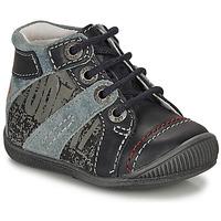 Παπούτσια Αγόρι Μπότες GBB NOLAN Grey / Μπλέ