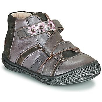 Παπούτσια Κορίτσι Μπότες GBB NICOLETA Ξύλο  /  de / Ροζ