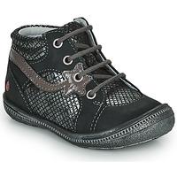 Παπούτσια Κορίτσι Μπότες GBB NORA Black / Silver