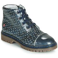 Παπούτσια Κορίτσι Μπότες GBB NEVA Μπλέ