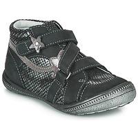 Παπούτσια Κορίτσι Μπότες GBB NINA Black / Silver