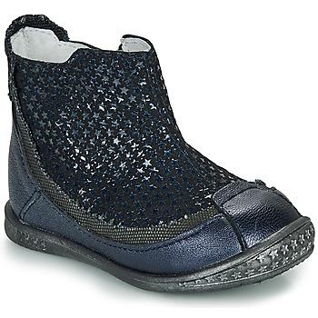 Παπούτσια Κορίτσι Μπότες Ikks SCARLET Marine