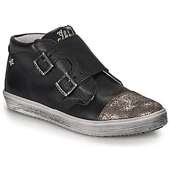 Παπούτσια Κορίτσι Ψηλά Sneakers Ikks BIANCA Black