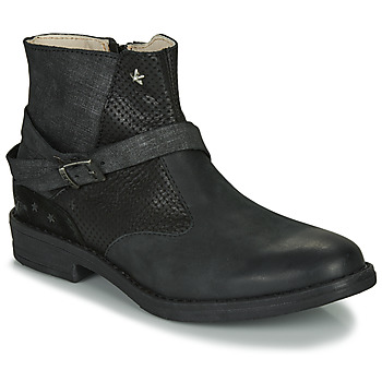 Παπούτσια Κορίτσι Μπότες Ikks JANE Black
