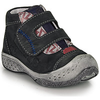 Παπούτσια Αγόρι Μπότες Ikks VICTOR Black / Red