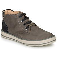 Παπούτσια Αγόρι Ψηλά Sneakers Ikks MARK Grey