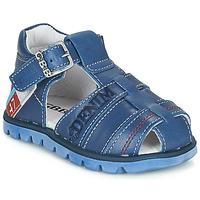 Παπούτσια Αγόρι Σανδάλια / Πέδιλα GBB PELAGE Μπλέ