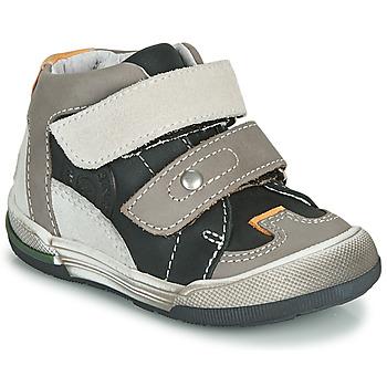 Παπούτσια Αγόρι Ψηλά Sneakers GBB PATRICK Grey