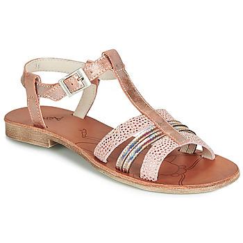 Παπούτσια Κορίτσι Σανδάλια / Πέδιλα Achile KIMITSU Ροζ