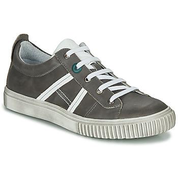 Παπούτσια Αγόρι Χαμηλά Sneakers Achile HOLMAN Anthracite