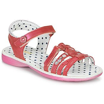 Παπούτσια Κορίτσι Σανδάλια / Πέδιλα Catimini PASTEL Ροζ