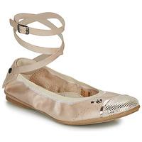 Παπούτσια Κορίτσι Μπαλαρίνες Ikks EMILY Beige