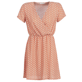 2f27c5e330f Υφασμάτινα Γυναίκα Κοντά Φορέματα Only ONLTULIPE Orange