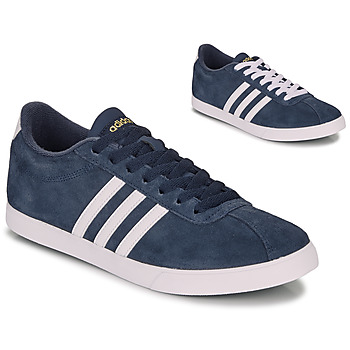 Παπούτσια Γυναίκα Χαμηλά Sneakers adidas Originals COURTSET N AVY Marine