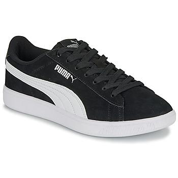 Παπούτσια Γυναίκα Χαμηλά Sneakers Puma VIKKY V2 NOIR Black