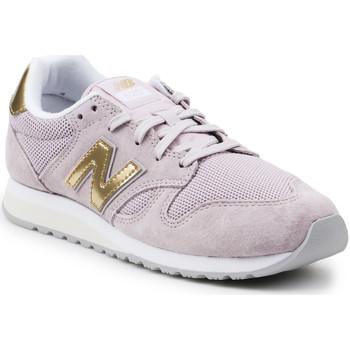Παπούτσια Γυναίκα Χαμηλά Sneakers New Balance WL520GDC pink
