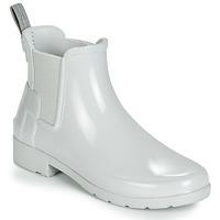 Παπούτσια Παιδί Μπότες βροχής Hunter ORIGINAL KIDS Grey