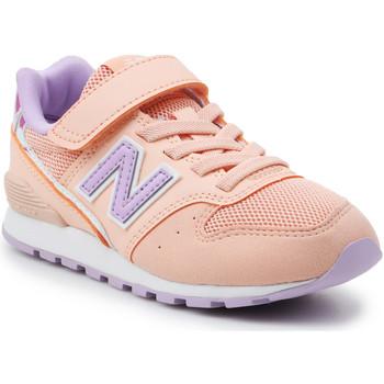 Παπούτσια Κορίτσι Χαμηλά Sneakers New Balance YV996M2 orange