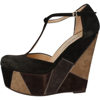 Παπούτσια Γυναίκα Σανδάλια / Πέδιλα Gianni Marra Σανδάλια AK894 Μαύρος
