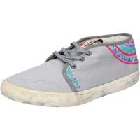 Παπούτσια Γυναίκα Χαμηλά Sneakers Date AP518 Γκρί