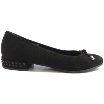 Παπούτσια Γυναίκα Μπαλαρίνες Guido Sgariglia AY112 Μαύρος