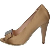 Παπούτσια Γυναίκα Γόβες Richmond Ψηλοτάκουνα WH897 Μπεζ