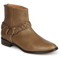 Παπούτσια Γυναίκα Μπότες Emma Go MARLON Brown