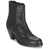 Παπούτσια Γυναίκα Μποτίνια Fred de la Bretoniere ALMERE Black