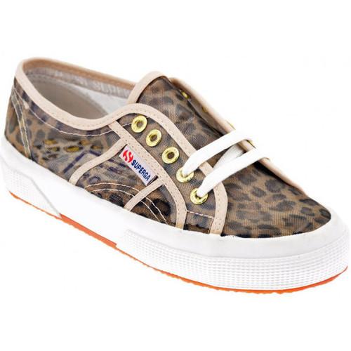 Παπούτσια Γυναίκα Χαμηλά Sneakers Superga  Brown