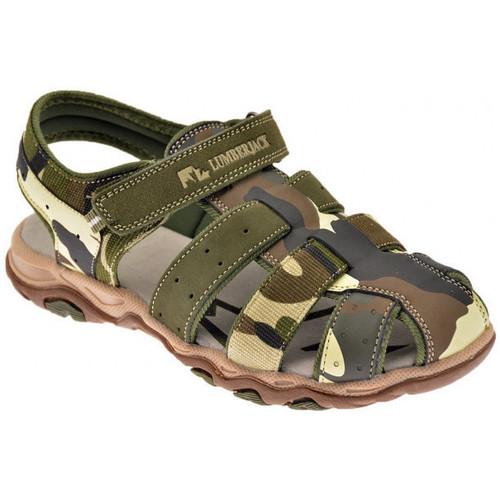 Παπούτσια Αγόρι Σανδάλια / Πέδιλα Lumberjack  Green
