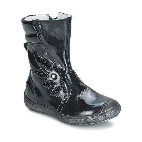 Παπούτσια Κορίτσι Μπότες για την πόλη GBB LIVIANA Black
