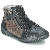 Παπούτσια Κορίτσι Μπότες GBB LEONIA Grey / Argenté