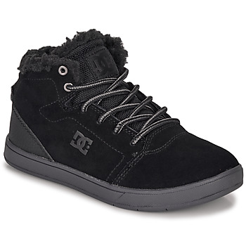 Παπούτσια Παιδί Ψηλά Sneakers DC Shoes CRISIS HIGH WNT Black