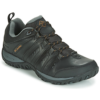 Παπούτσια Άνδρας Multisport Columbia WOODBURN II WATERPROOF Black