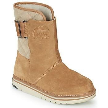 Παπούτσια Γυναίκα Μπότες Sorel NEWBIE Miel