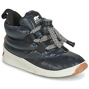 Παπούτσια Γυναίκα Μπότες Sorel OUT N ABOUT PUFFY LACE Black
