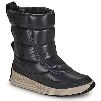 Παπούτσια Γυναίκα Snow boots Sorel OUT N ABOUT PUFFY MID Black