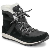 Παπούτσια Γυναίκα Μπότες Sorel WHITNEY FLURRY Black