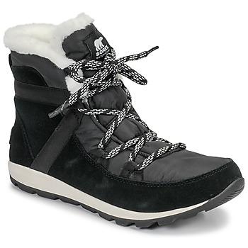 Μπότες Sorel WHITNEY FLURRY ΣΤΕΛΕΧΟΣ: Δέρμα / ύφασμα & ΕΠΕΝΔΥΣΗ: Ύφασμα & ΕΣ. ΣΟΛΑ: Συνθετικό & ΕΞ. ΣΟΛΑ: Καουτσούκ