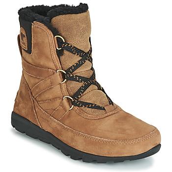 Μπότες Sorel WHITNEY SHORT LACE PREMIUM ΣΤΕΛΕΧΟΣ: Δέρμα & ΕΠΕΝΔΥΣΗ: Δέρμα προβάτου & ΕΣ. ΣΟΛΑ: Συνθετικό & ΕΞ. ΣΟΛΑ: Καουτσούκ