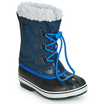 Παπούτσια Παιδί Snow boots Sorel YOOT PAC NYLON Marine