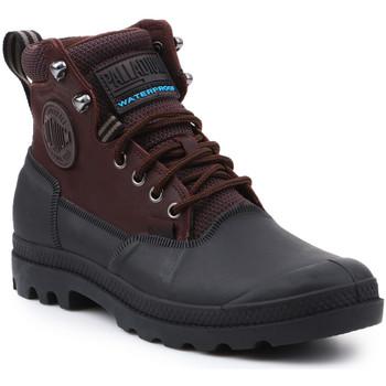 Παπούτσια Άνδρας Μπότες Palladium Sport Cuff WP 2.0 75567-222-M brown, black