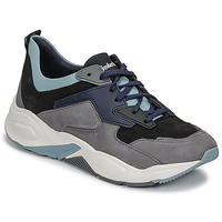 Παπούτσια Γυναίκα Χαμηλά Sneakers Timberland DELPHIVILLE LEATHER SNEAK Black