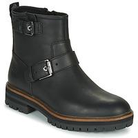 Παπούτσια Γυναίκα Μπότες Timberland LONDON SQUARE BIKER Black